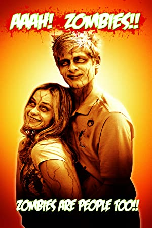 Aaah! Zombies!! poster