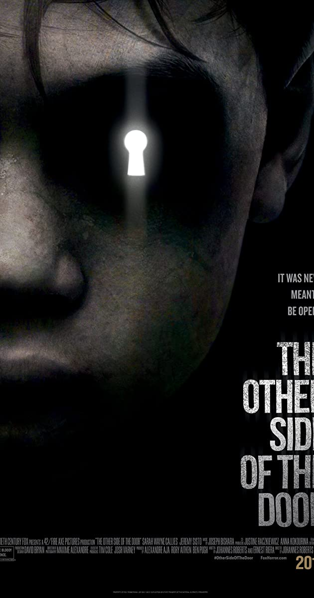 The Other Side Of The Door (2016)   IMDb