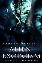 Alien Exorcism Poster