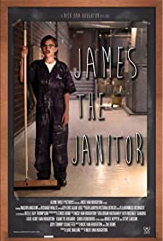 James the Janitor Poster