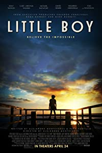 Little Boy 2015 Poster