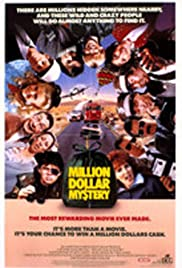 Million Dollar Mystery (1987) Poster - Movie Forum, Cast, Reviews