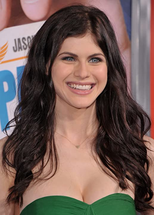 Alexandra Daddario at an event for Hall Pass (2011)