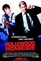 Hollywood Homicide (2003) Poster