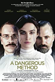 A Dangerous Method (2011) Poster - Movie Forum, Cast, Reviews