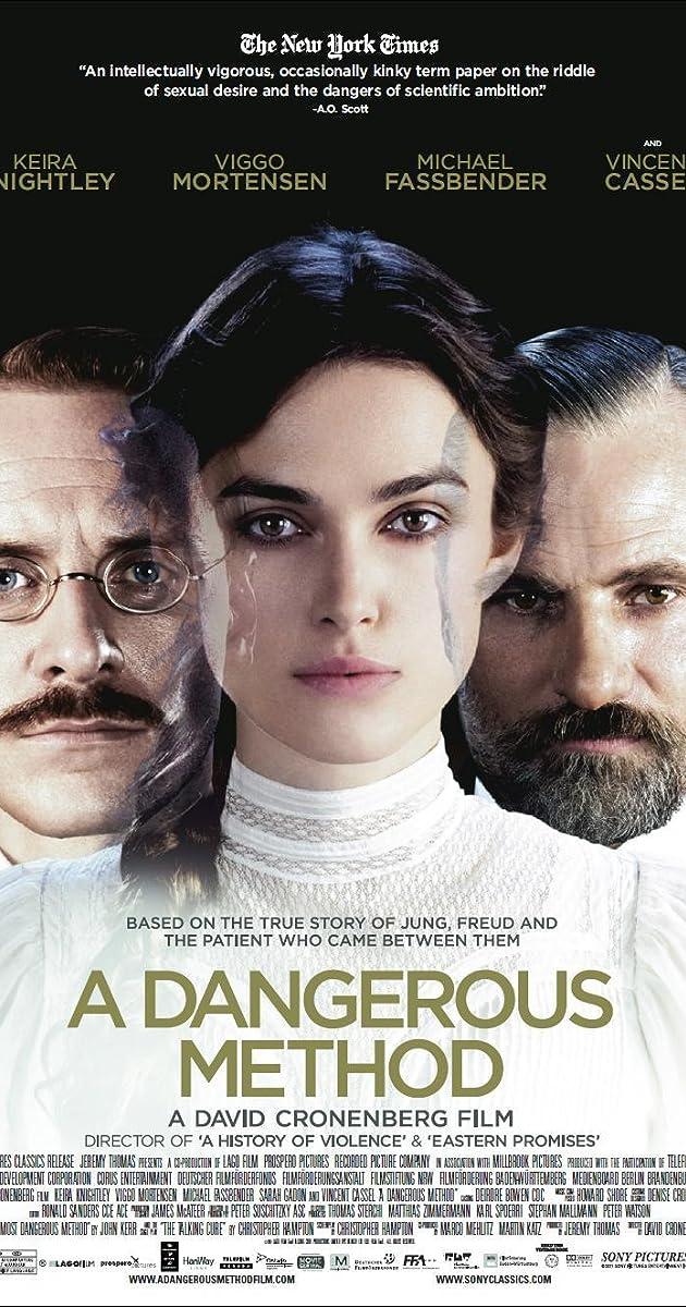 A Dangerous Method (2011) - IMDb A Dangerous Method