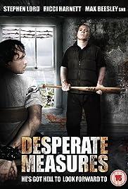 Desperate Measures Poster