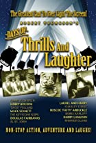 Image of Days of Thrills and Laughter