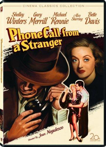 Bette Davis in Phone Call from a Stranger (1952)