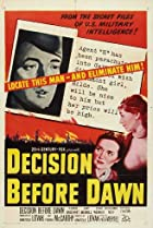 Image of Decision Before Dawn