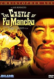 Sax Rohmer's The Castle of Fu Manchu Poster