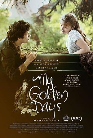 Tres recuerdos de mi juventud / My Golden Days - 2015