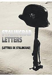 Lettres de Stalingrad Poster
