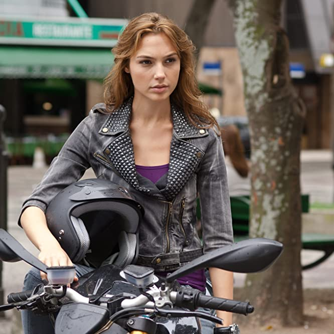 Gal Gadot in Fast Five (2011)