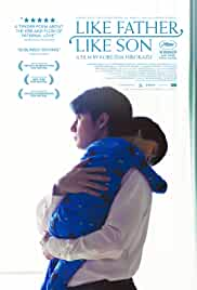 Like Father, Like Son cartel de la película