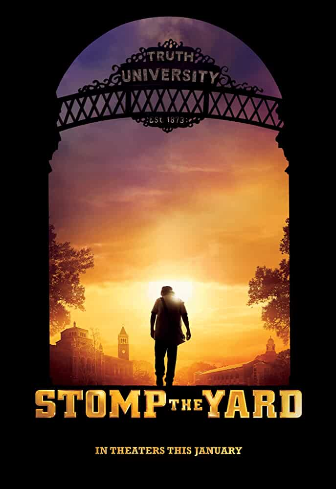 Poster Stomp the Yard (2007) Full HD Movie Download Hindi Dubbed 720p