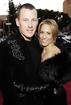 Sheryl Crow and Lance Armstrong at 2005 American Music Awards (2005)