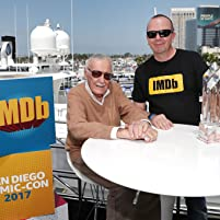 Stan Lee and Col Needham