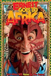 Ernest Goes to Africa (1997) Poster - Movie Forum, Cast, Reviews