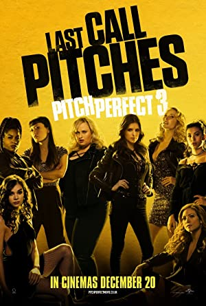 Pitch Perfect 3 full movie streaming
