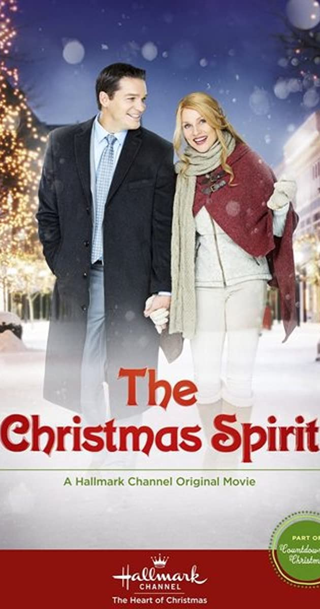 The Christmas Spirit TV Movie 2013  IMDb