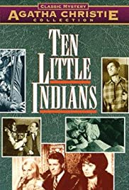 Ten Little Indians Poster