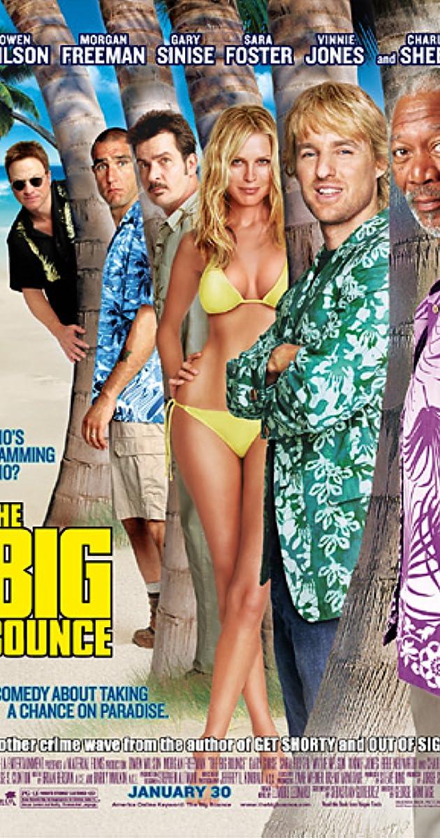 Didžioji įtampa / The Big Bounce (2004) Online