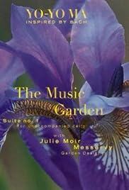 Bach Cello Suite #1: The Music Garden Poster