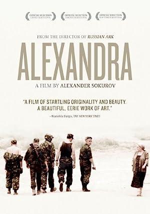 Alexandra film Poster