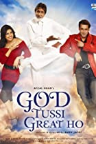 God Tussi Great Ho (2008) Poster
