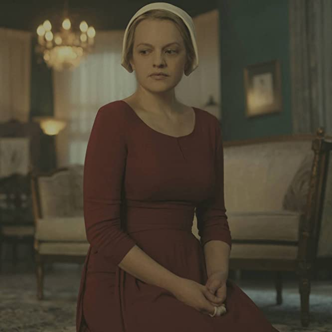 Elisabeth Moss in The Handmaid's Tale (2017)