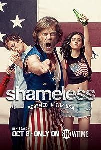 William H. Macy, Emmy Rossum, and Jeremy Allen White in Shameless (2011)
