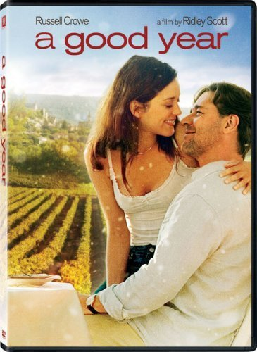 Russell Crowe and Marion Cotillard in A Good Year (2006)