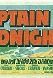 Captain Midnight Poster