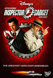Inspector Gadget: The man with an umbrella where his brain was ...
