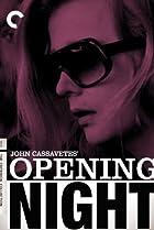 Opening Night (1977) Poster
