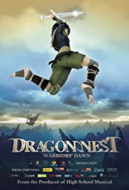 Watch Movie Dragon Nest: Warriors' Dawn (2014)