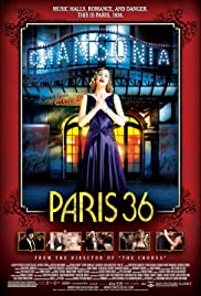 Faubourg 36 (2008) Poster - Movie Forum, Cast, Reviews