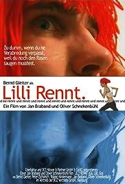 Lilli rennt Poster