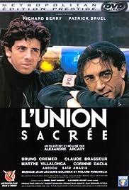 L'union sacrée Poster