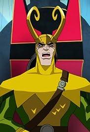 The Fall of Asgard Poster