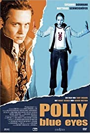 Polly Blue Eyes Poster