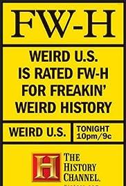 Weird U.S. Poster