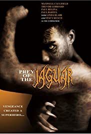 Prey of the Jaguar Poster
