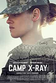 Camp X-Ray film poster