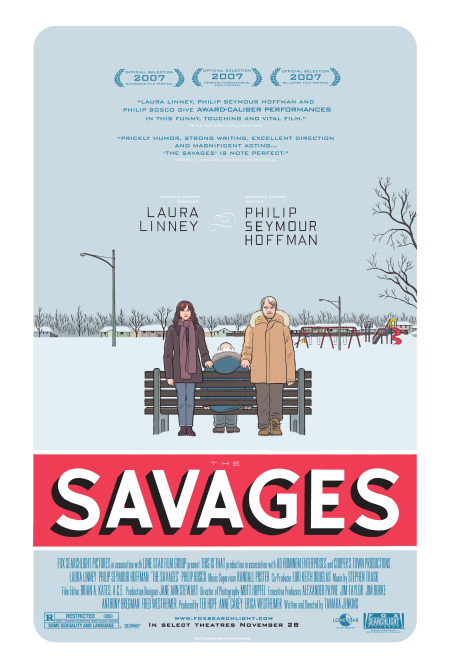 The Savages (2007)
