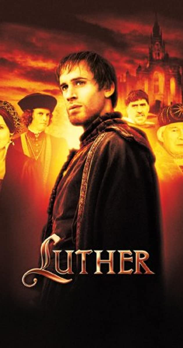 Essay on the movie luther