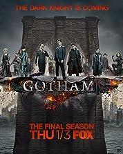 Gotham - Season 3 (2016) poster