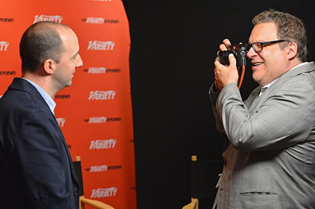 Jeff Garlin and Tony Hale