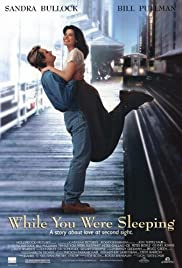 While You Were Sleeping (1995) Poster - Movie Forum, Cast, Reviews